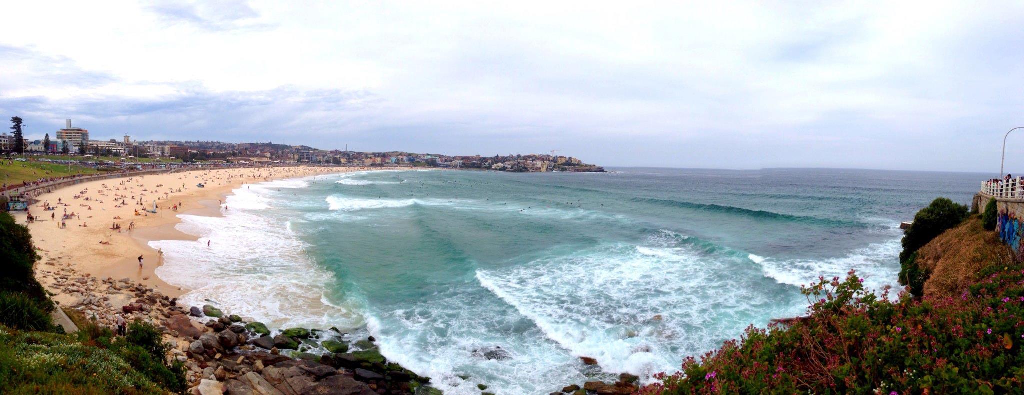 2012年出走澳洲18天 ﹣ Bondi Beach & Tamarama Coast
