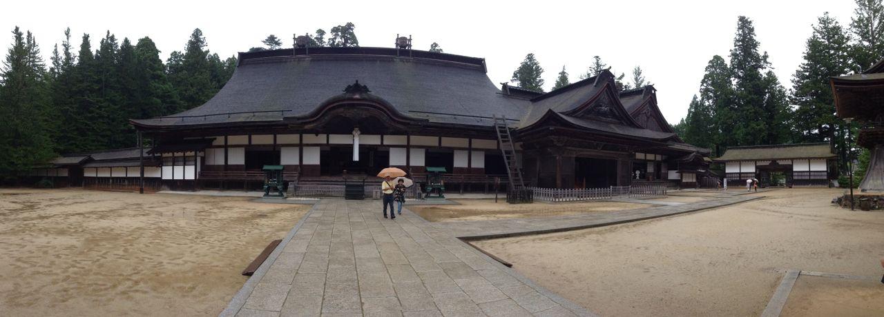 2013 大阪六天精華遊 – 高野山