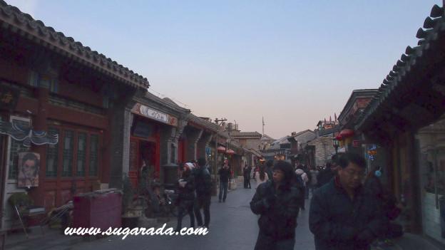 旅遊|穿越北京 穿插胡同之間 煙袋斜街 與 南鑼鼓巷 2013