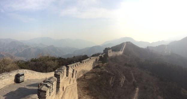 旅遊|穿越北京 八達嶺 長城 2013