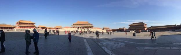 旅遊|穿越北京 走在紫禁城 2013
