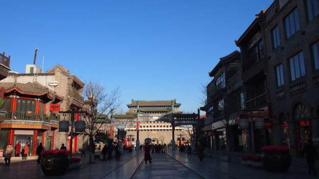 旅遊|穿越北京 前門大街 2013