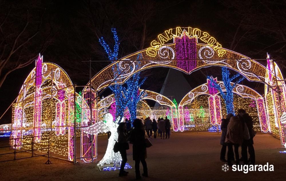 旅遊|大阪 光之饗宴 2014