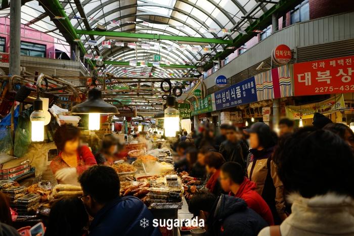 旅遊|首爾 廣藏巿場喪吃 東大門瘋買