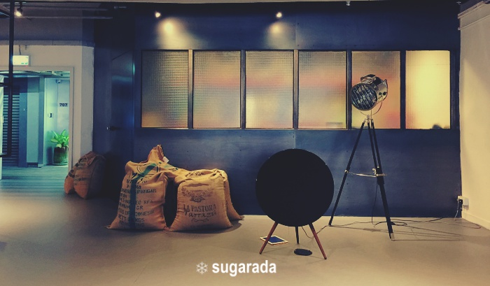隱身工廈裡的高質素咖啡店 coco espresso 701