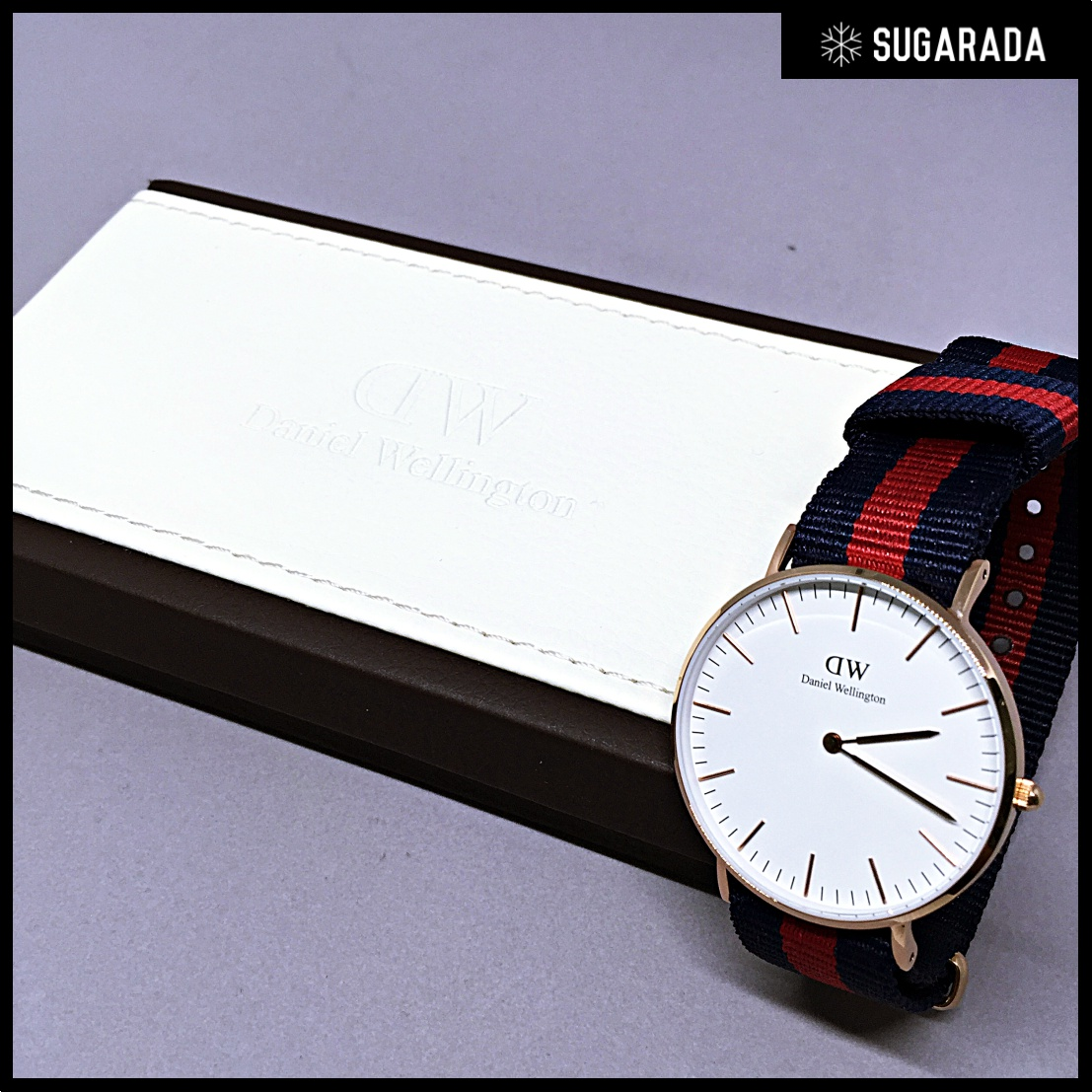 Daniel Wellington… finally!