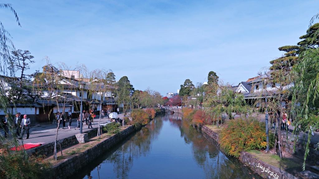 日本 倉敷:日本古裝街?倉敷美觀地區