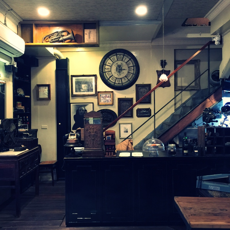 走一轉台北 : Wilbeck 威爾貝咖啡