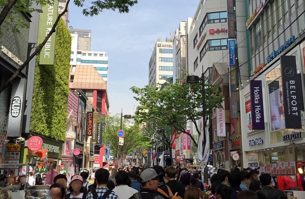 吃貨與購物狂遊首爾 : 在明洞住、吃、買