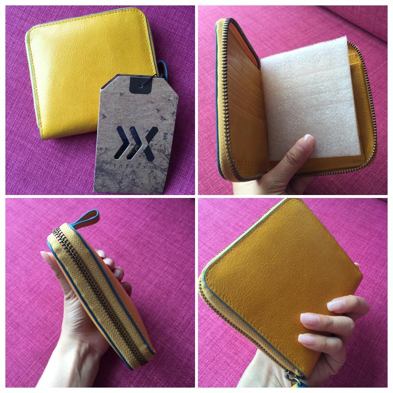 influxx wallet 2