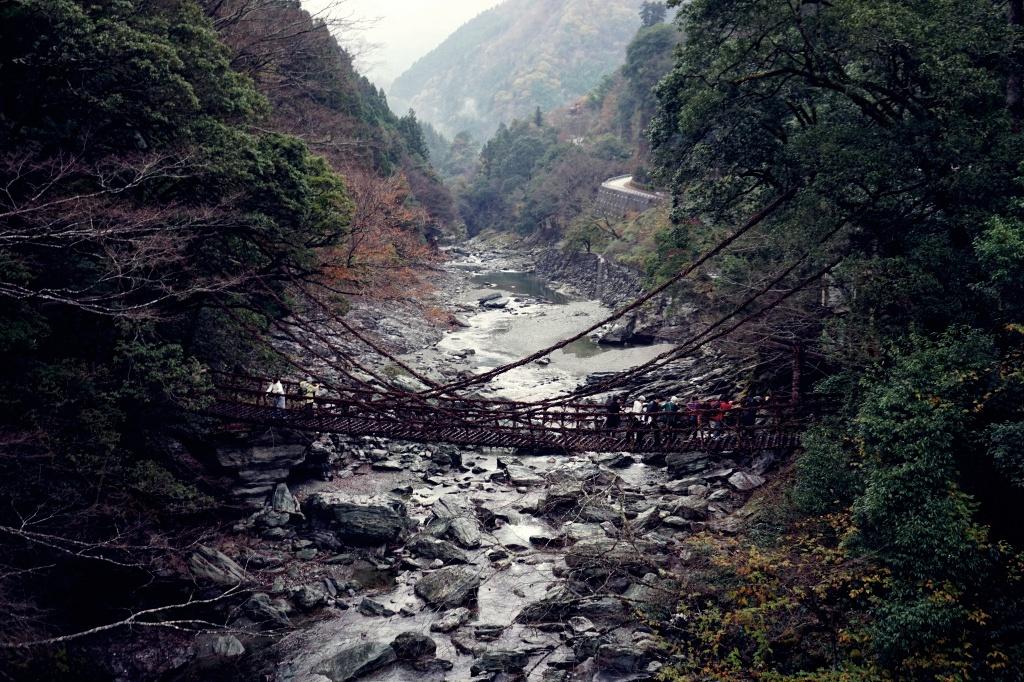 日本|靈氣秘境 – 新祖谷溫泉